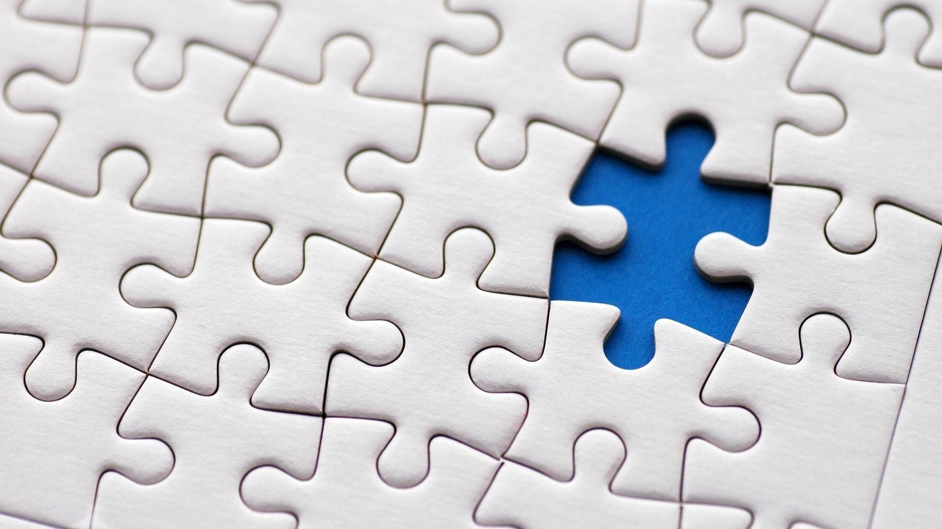 Kehidupan seseorang seperti memainkan puzzle